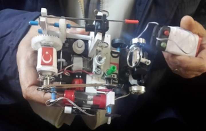 Fizik Eğitimcisinden bir ilk.Yerli Motor Patent bekliyor