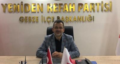 Gayemiz Çocuklarımıza adil, müreffeh ve güçlü bir Türkiye bırakmak