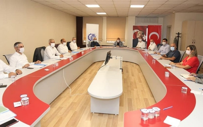 Gebze Belediyeler Birliği toplandı