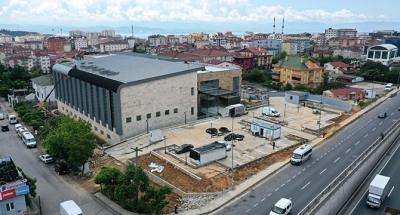 Gebze Sporcu Eğitim Merkezi'nde sona yaklaşılıyor