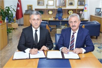 GEBZE TİCARET ODASI ile VAKIFBANK Arasında Oda Üyelerine Uygun Koşullarda Kredi  Protokolü İmzalandı