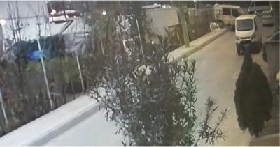 Gebze'de inşaat malzemesi hırsızlığı!