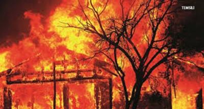 Gebze'de yangın ucuz atlatıldı
