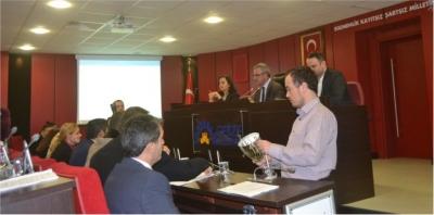 Gebze'de yılın ilk meclisi gerçekleştirildi