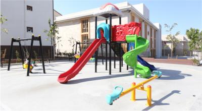 Gebze'nin Mahallelerine Yeni Parklar
