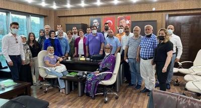 Gelecek Kocaeli Davutoğlu'na hazır