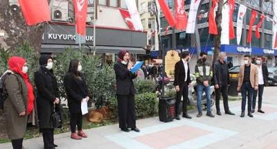 Gelecek Kocaeli'den Doğu Türkistan çağrısı