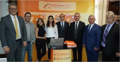 GTO'dan Vakıf Bank ve Alibaba.com ile işbirliği
