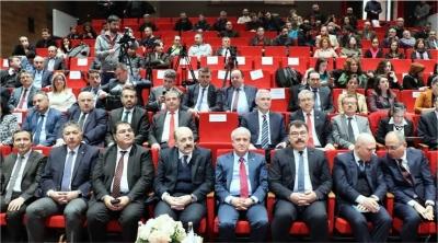 GTÜ '2023'e 3 kala Araştırma Üniversiteleri Çalıştayı'na ev sahipliği yaptı.