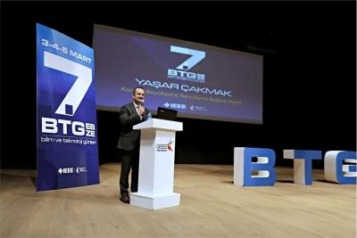 GTÜ'de Bilim ve Teknoloji dolu günler başladı