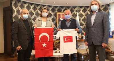 Güney Türkistan'a İzmit Belediyesinden yardım eli