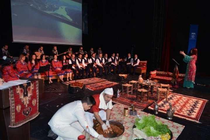 Harran'dan Harput'a ezgiler konseri