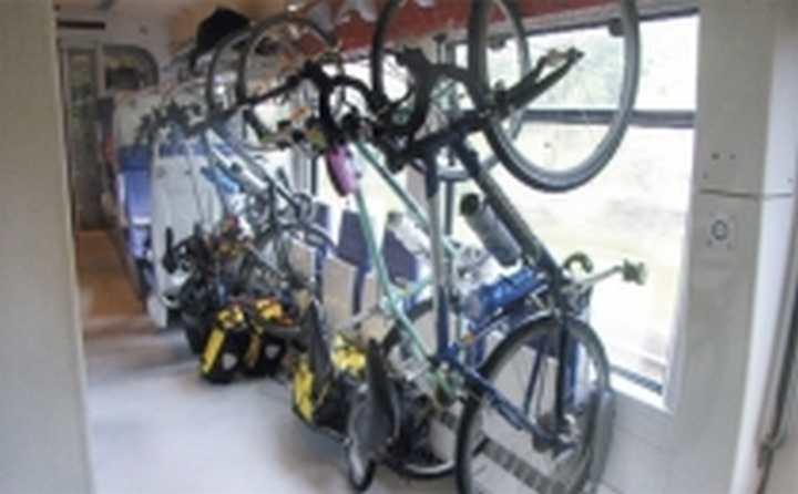 Hızlı trende bisikletseverleri hoşnut edecek yeni uygulama