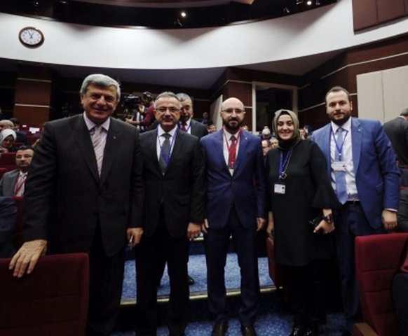 İl Başkanları Toplantısı İçin; Başkan Köşker Başkent'e Gidiyor