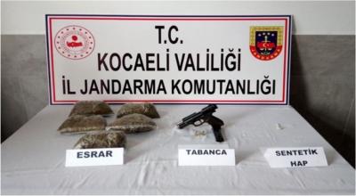 İl Jandarma Komutanlığı iş başında