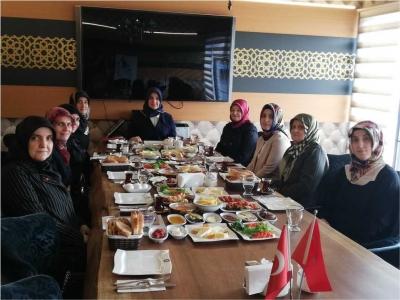 İlçe Kadın Kolları Başkanları Toplantısı