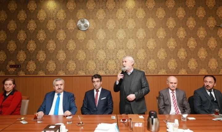İmar müdürleri Körfez'de toplandı