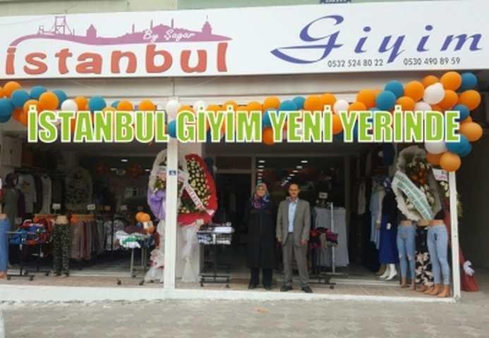 İstanbul Giyim Yeni Yerinde