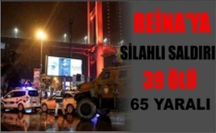 İstanbul Yine Kana bulandı