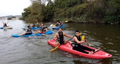 İzmitli güreşçiler Sarısu Gençlik Kampı'nda güç depoladı
