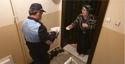 İzmit'te 65 yaş üstü emeklinin maaşı kapısına geliyor!
