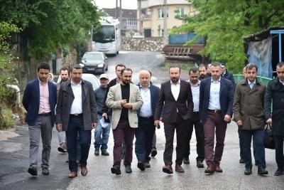 İZMİT'TE HAFTANIN 2 GÜNÜ MAHALLE GEZİSİ VAR