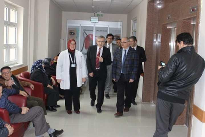 Karamürsel Devlet Hastanesi'ne Çapraz Denetim