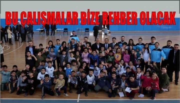 """Karaosmanoğlu, """"Bu çalışmalar bize rehber olacak"""""""