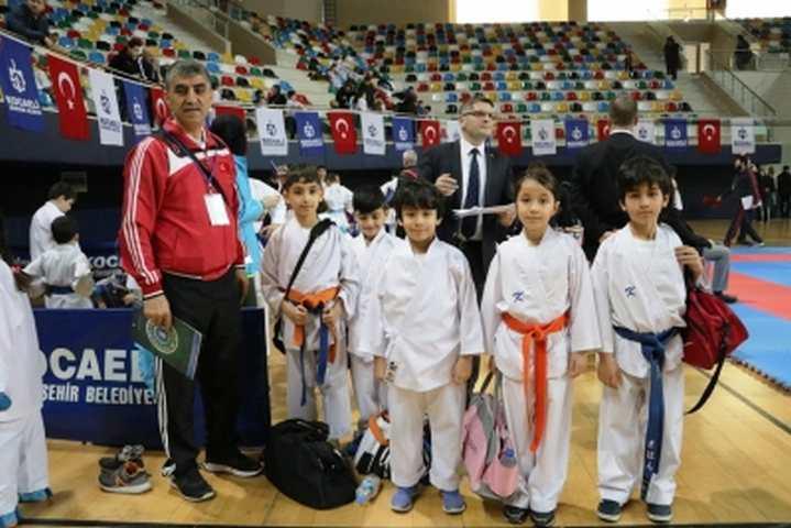 Karateciler, Çanakkale Şehitleri İçin Kocaeli'de Buluştu