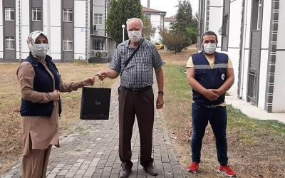 KARTEPE'NİN EVLATLARI GAZİLERİ UNUTMADI