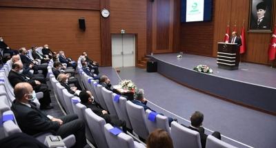 Kocaeli Eğitime Destek Platformu Toplantısı Gerçekleştirildi