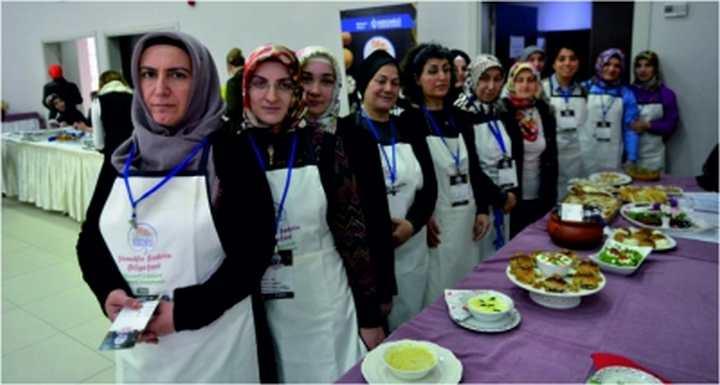 Kocaeli Yöresel Yemek Festivali finali 29-30 Nisan'da
