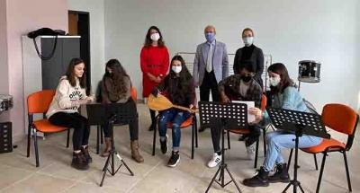 Kocaeli'de 1000 Okul Projesi Sanat Etkinlikleri
