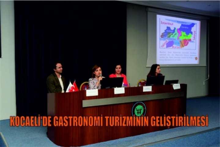 Kocaeli'de Gastronomi Turizminin Geliştirilmesi