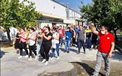 Kocaeli'de o fabrikada işçiler greve gidiyor!