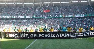 Kocaelispor 3 puanı 3 golle kazandı