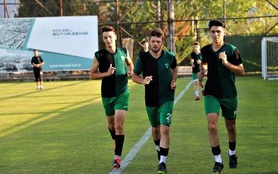 Kocaelispor U19 lige hazırlanıyor