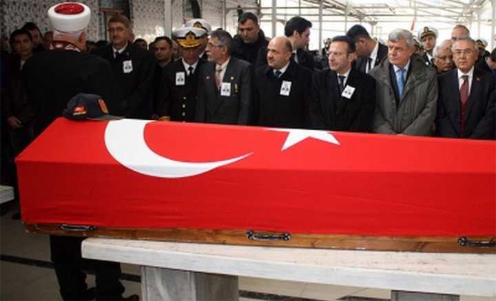 KORE GAZİSİ SON YOLCULUĞUNA UĞURLANDI!