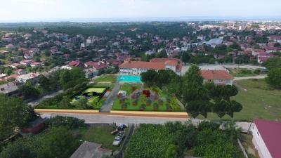 Körfez'den 'kardeş şehire' park