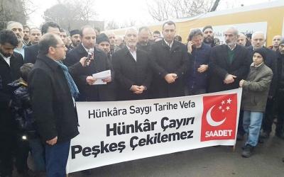 Korkmaz'dan Kocaeli Büyük Şehir Ve Gebze Belediyesine Tepki.