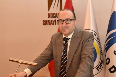 KSO Başkanı Zeytinoğlu dış ticaret rakamlarını değerlendirdi