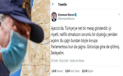 MARCON KENDİ HALKINI KANDIRIYOR