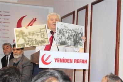 Mehmet Aras mitinge davet etti…