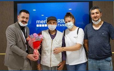 Merkez Prime Hastanesi İlk Misafirleri