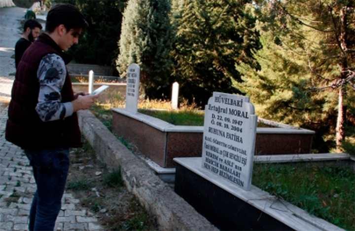 ''MEZALIK BİLGİ SİSTEMİ'' DEVREYE GİRIYOR