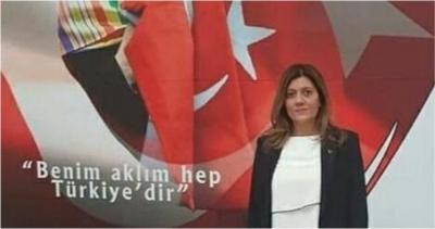 MHP Gebze'nin  adayı  Serap Çakır
