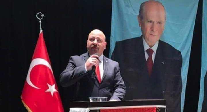 MHP'Lİ AYGÜN CUMA ALİ DURMUŞ'A FENA PATLADI