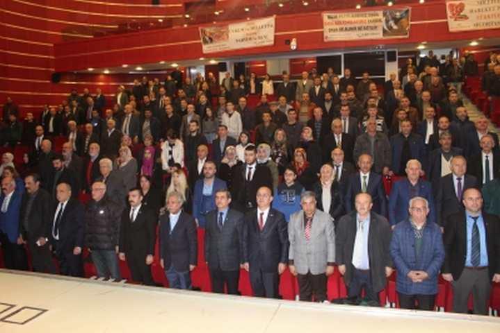 MHP'LİLER SEÇİM STARTINI GEBZE'DEN VERDİ