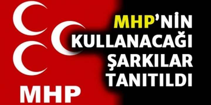 MHP'nin Halk Oylamasında Kullanacağı Şarkılar Tanıtıldı
