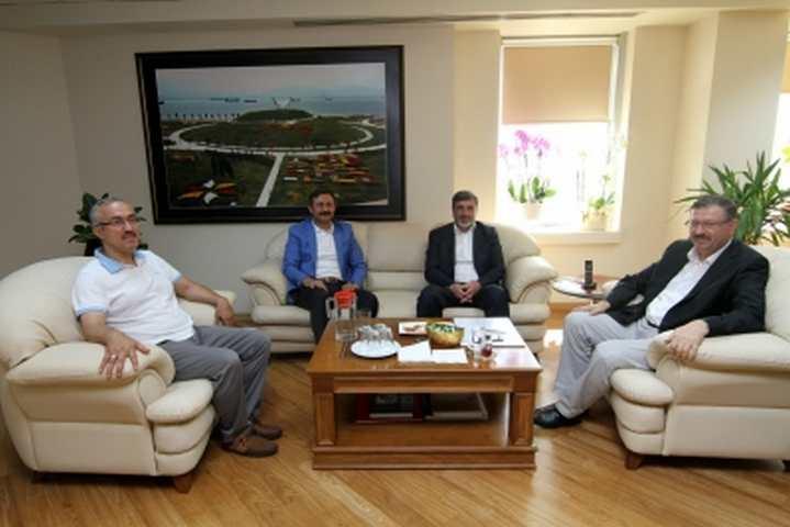 Milletvekillerinden Genel Sekreter Bayram'a ziyaret